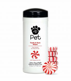 Paul Mitchell John Paul Pet Tooth & Gum Wipes