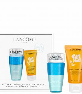 Giftset Lancome Millenials Cleansing Set 75ml + 50ml