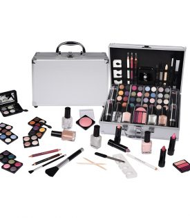 Makeup Box Alu Case French Manicure